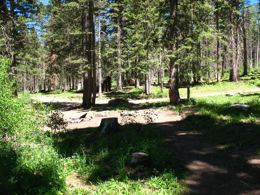 Iron Springs Campground | Colorado West Outdoors