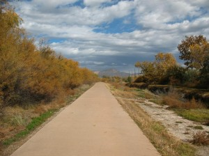 Parks and Wildlife Trail